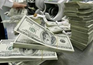Гривня на міжбанку впала до 8,14 гривень за долар