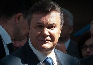 Янукович заявив, що Тимошенко причетна до вбивства Щербаня