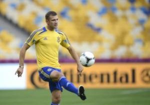 СМИ: Шевченко попал в ДТП после матча со шведами