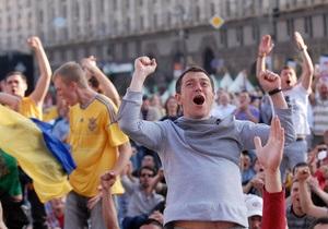 У Києві затримано 13 українських уболівальників за спробу бійки з російськими фанатами