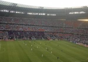 Мер Донецька розповів, скільки вболівальників було на матчі Франція - Англія