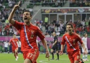 Россия назвала стартовый состав на матч с поляками