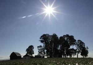 Метеорологи попереджають мешканців низки регіонів про надзвичайну пожежну небезпеку