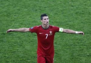 Не хами мне. В сборной Португалии разгорелся конфликт из-за поведения Роналдо