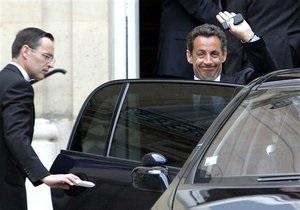 Саркозі вимагає для себе десять охоронців