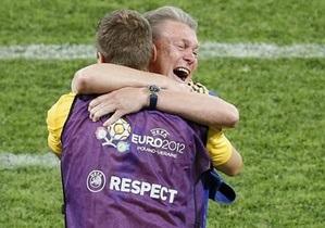 Фоторепортаж: Волевая победа. Самые яркие моменты матча Украина-Швеция