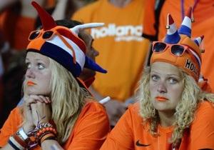40 голландських уболівальників стали жертвами аферистів