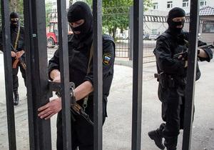 Офіс антикорупційного фонду Навального оточив ОМОН