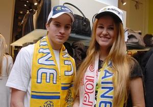 Опрос: На Евро-2012 кроме своей сборной украинцы больше всего будут болеть за россиян, меньше всего - за поляков