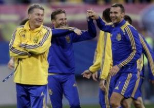 Букмекери: Україна здолає Швецію