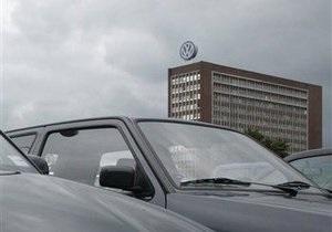 Volkswagen планує наростити виробництво автомобілів у Китаї до 4 млн на рік