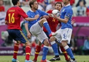 Фотогалерея: Битва грандов. Янтарная ничья Испании и Италии