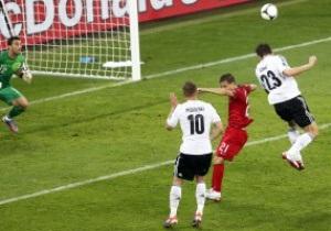Германия стала самой результативной сборной Чемпионатов Европы