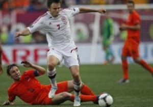 Ламаючи традиції. Збірна Данії обіграла Голландію вперше з 1967 року