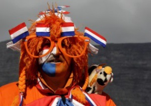 Перший український. Анонс матчу Нідерланди vs Данія