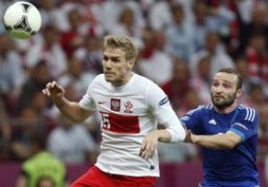 Фотогалерея: Эффектный старт. Боевая ничья Польши и Греции в стартовом матче Евро-2012