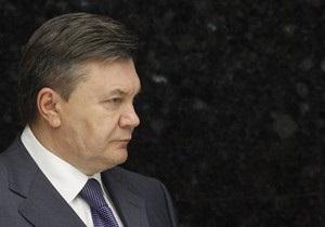 Янукович затвердив нову редакцію Військової доктрини