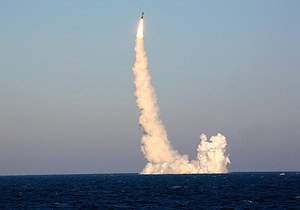 Міноборони РФ випробувало міжконтинентальну балістичну ракету
