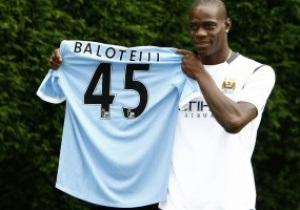 Балотелли поменяет фамилию на Евро-2012