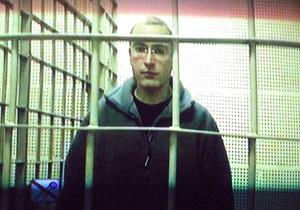 Ходорковський попросив голову Верховного суду РФ скасувати вирок у другій справі ЮКОСа