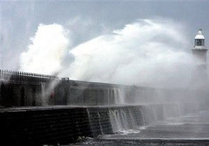 У Криму на завтра оголошено штормове попередження