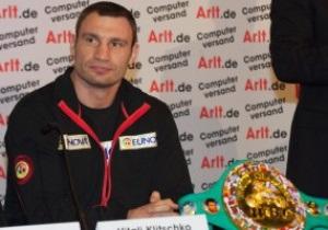 Что-то знают. Boxrec анонсировал бой Кличко vs Чарр