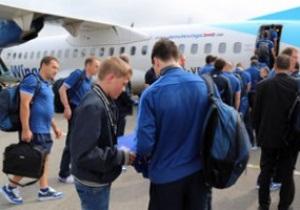 Прибытие сборной Франции в Донецк покажут в прямом эфире на местном телевидении