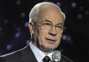 Азаров: Україна готова до проведення Євро-2012