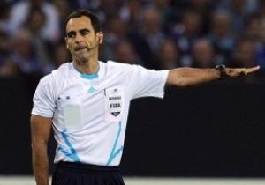Матч-відкриття Євро-2012 судитиме резервний арбітр фіналу Ліги Чемпіонів