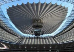 На матчі-відкритті Євро-2012 в Польщі очікуються дощі і грози