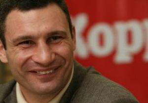 Виталий Кличко пожертвует боксом ради оппозиционной борьбы