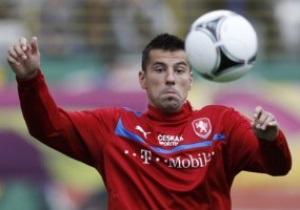 Лидер нападения сборной Чехии травмировался на тренировке