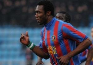 В сферу интересов Днепра попал нигерийский защитник Арсенала