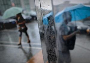 Гідрометцентр: Дощі протримаються в Україні до кінця тижня