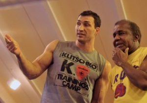 Володимир Кличко почав підготовку до бою з американським претендентом