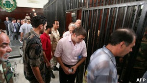 У Лівії 19 українців засудили до 10 років ув язнення