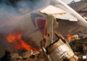 Всі пасажири літака, що розбився в Нігерії, загинули