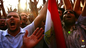 Єгипет: Вирок Мубараку спричинив масові протести