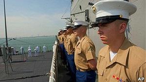Нова стратегія: флот США зосередиться в Тихому океані