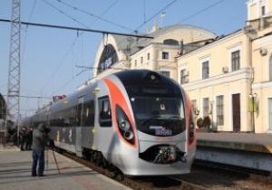 Экспресс Hyundai не вышел в рейс из Харькова в Киев