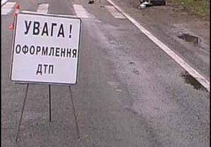 У Закарпатській області сталося ДТП, одна людина загинула і сім госпіталізовано