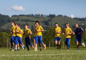 Сборная Украины провела фотосессию для Евро-2012