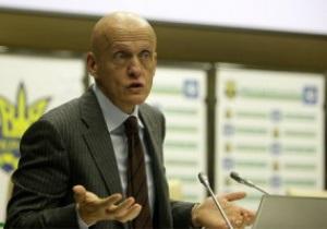 Колліна розповів збірній України про нові трактуваннях правил на Євро-2012