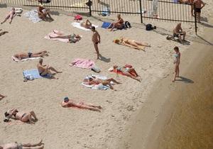 Вип є 300 грам і потоне: київська влада заборонила купатися гостям Євро-2012