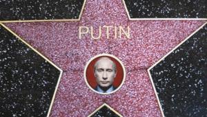 15 діб арешту за плювок на портрет Путіна