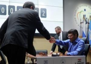 Вішванатан Ананд захистив звання чемпіона світу
