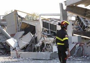 На півночі Італії вночі було зафіксовано більше 40 підземних поштовхів