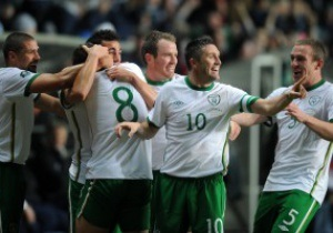 Тренер збірної Ірландії оголосив остаточну заявку на Євро-2012