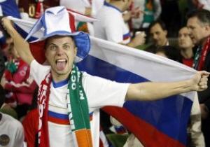 Украина ожидает 40 тысяч болельщиков из России во время Евро-2012