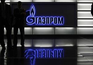 Газпром открыл первую заправку в Украине
